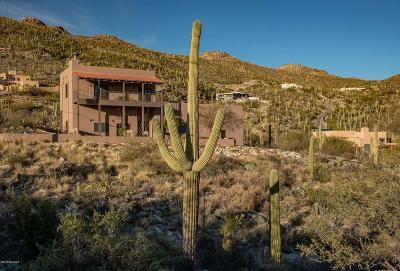 Tucson Single Family Home Active Contingent: 11901 E Coronado Road
