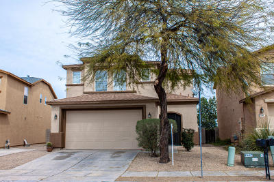 Pima County, Pinal County Single Family Home For Sale: 1937 S McConnell Drive