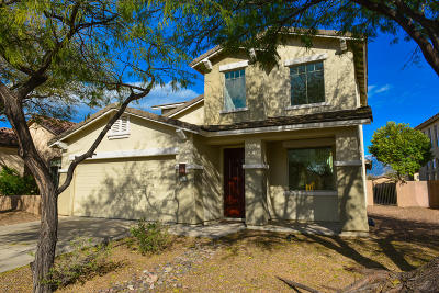 Oro Valley Single Family Home For Sale: 12936 N Salt Cedar Drive