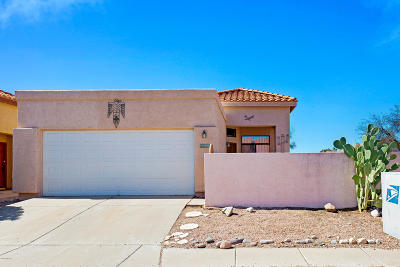 Single Family Home For Sale: 7850 S Castle Bay Street