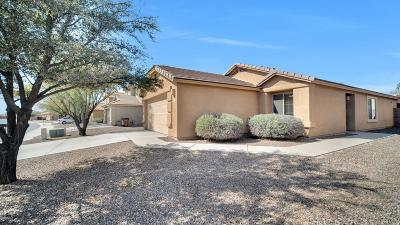 Marana Single Family Home For Sale: 11918 W Thomas Aaron Drive