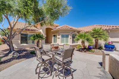 Saddlebrooke Single Family Home For Sale: 37814 S Boulder Wind Drive