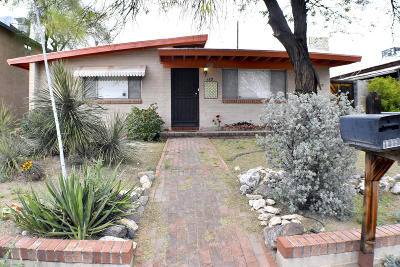 Tucson Residential Income For Sale: 1315 E Adams Street