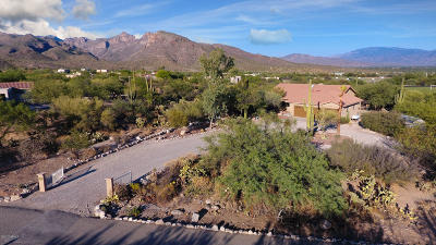 Tucson Single Family Home For Sale: 5940 N Sabino Shadow Lane