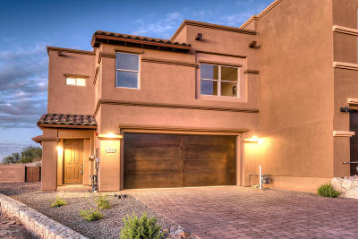 Oro Valley Townhouse For Sale: 1809 E Vico Bella Luna