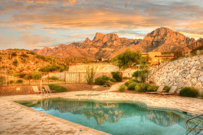 Oro Valley Townhouse For Sale: 1713 E Via Colomba Bianca