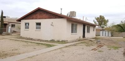Single Family Home For Sale: 2533 E Cochise Vista