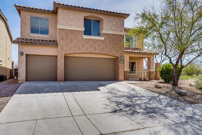 Sahuarita AZ Single Family Home Sold: $355,000