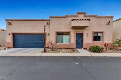 Sahuarita Single Family Home For Sale: 1141 W Caminito Mio