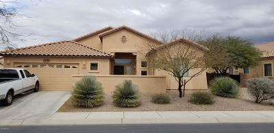 Marana Single Family Home For Sale: 11078 W Gallinule Drive