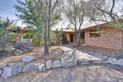 Tucson Single Family Home For Sale: 5111 N Calle La Cima