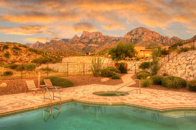 Oro Valley Townhouse For Sale: 1747 E Via Colomba Bianca