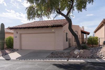 Tucson Townhouse Active Contingent: 5833 N Misty Ridge Drive