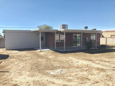 Pima County Single Family Home For Sale: 3728 W Horizon Hills Drive