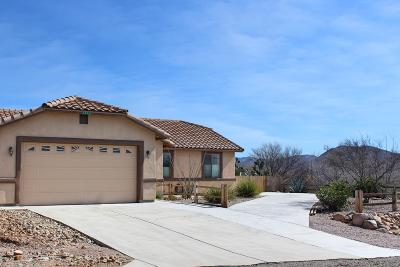 Rio Rico Single Family Home For Sale: 1763 Calle Barbadas