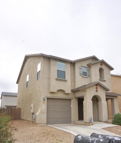 Pima County Single Family Home For Sale: 6962 S Blueeyes Drive
