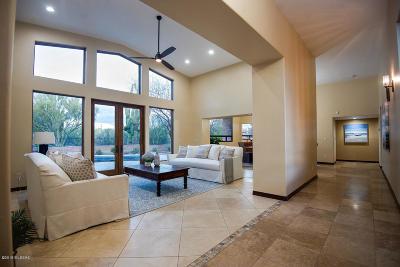 Tucson Single Family Home For Sale: 801 E Rudasill Road