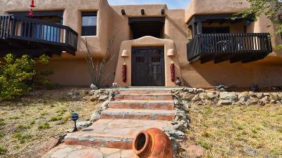 Cochise County Single Family Home For Sale: 4785 E Dead Bear Draw
