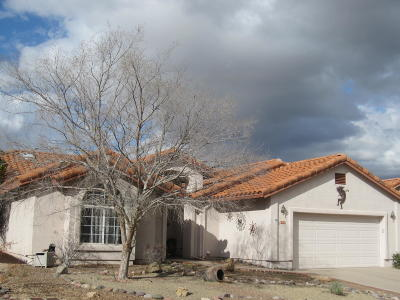 Green Valley Single Family Home Active Contingent: 1030 W Rio Magdalena