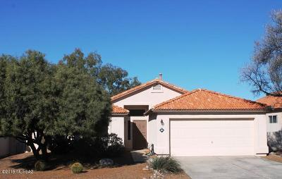 Oro Valley Single Family Home For Sale: 12341 N Brightridge Drive