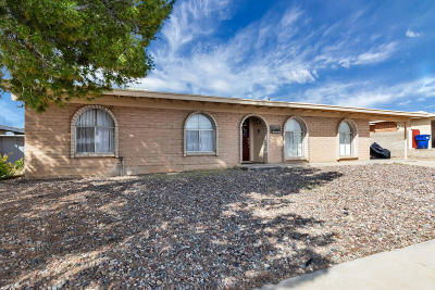 Pima County, Pinal County Single Family Home For Sale: 9061 E 39th Street