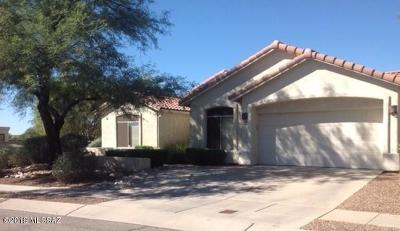 Pima County, Pinal County Single Family Home Active Contingent: 2209 N Split Rock Place