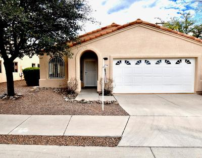 Single Family Home Active Contingent: 1691 N Pima Court