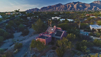 Tucson Single Family Home For Sale: 4240 N Del Ciervo Place