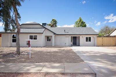 Pima County Single Family Home For Sale: 4830 W Waterbuck Drive