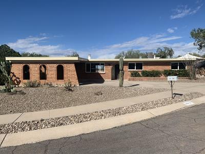 Pima County, Pinal County Single Family Home Active Contingent: 2912 S Rocene Place