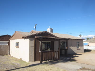 Pima County Single Family Home For Sale: 2302 S Holly Stravenue