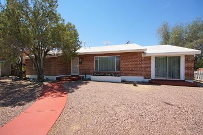Pima County Single Family Home For Sale: 2202 E La Mirada Street