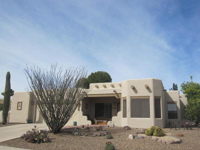 Green Valley Single Family Home For Sale: 1301 N Paseo Maravilloso