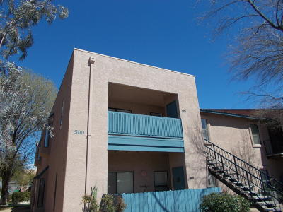 Pima County, Pinal County Condo Active Contingent: 8080 E Speedway Boulevard #516