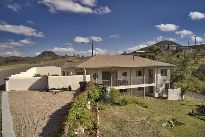 Cochise County Single Family Home Active Contingent: 36 Yuma Trail