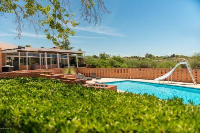 Santa Cruz County Single Family Home For Sale: 1070 E Valle Vista Drive