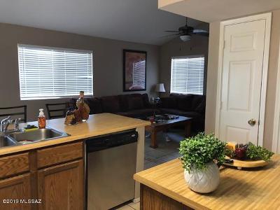 Pima County Single Family Home For Sale: 4860 W Ferret Drive