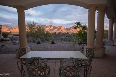 Oro Valley Single Family Home For Sale: 12526 N Vistoso View Place
