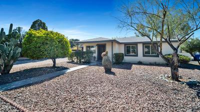 Pima County Single Family Home For Sale: 4448 E Timrod Street