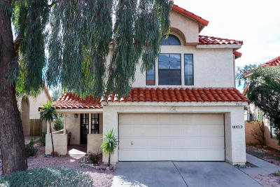 Pima County Single Family Home For Sale: 4713 W Lessing Lane
