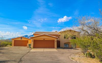 Pima County, Pinal County Single Family Home For Sale: 3205 N Cottontail Circle