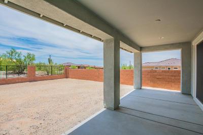 Marana Single Family Home For Sale: 7245 W Secret Bluff Pass W