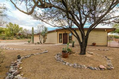 Single Family Home Active Contingent: 1815 W Placita Del Coyote