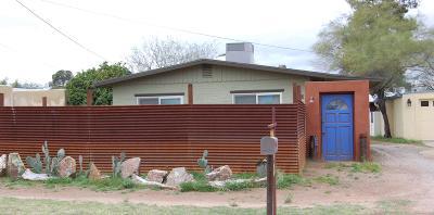 Pima County Single Family Home For Sale: 2537 N Sparkman Boulevard