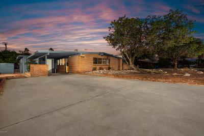 Pima County Single Family Home For Sale: 5355 E Rosewood Street