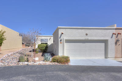 Green Valley Townhouse For Sale: 1582 N Rio Mayo