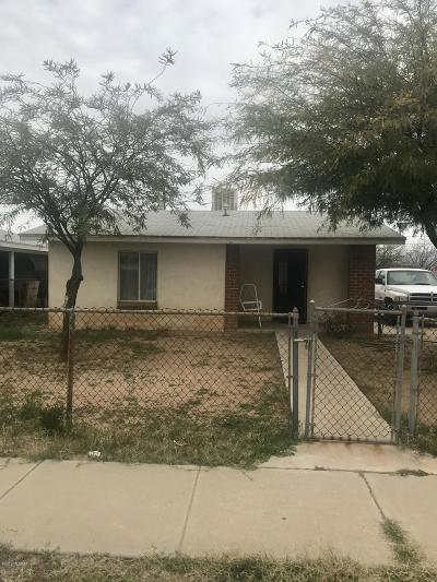 Pima County Single Family Home Active Contingent: 230 W Kentucky Street