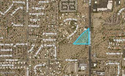 Residential Lots & Land For Sale: 8101 N Thornydale Road