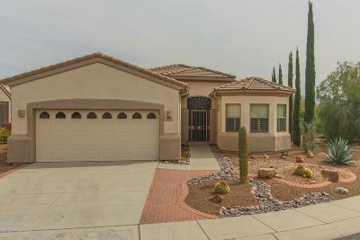 Green Valley Single Family Home For Sale: 22 N Via Del Clavelito