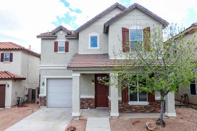 Pima County, Pinal County Single Family Home Active Contingent: 7642 E Agave Overlook Drive